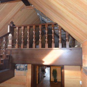 139_Лестница массив дерева_4