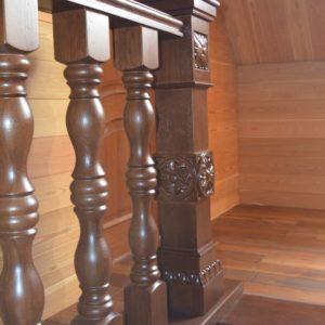 139_Лестница массив дерева_5