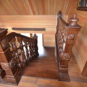 139_Лестница массив дерева_6