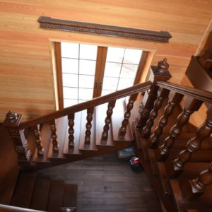 139_Лестница массив дерева_8